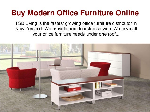 tsb living is the fastest growing office furniture distributor in new zealand - Modern Furniture Online