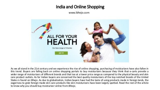 As we all stand in the 21st century and we experience the rise of online shopping, purchasing of moisturizers have also fa...