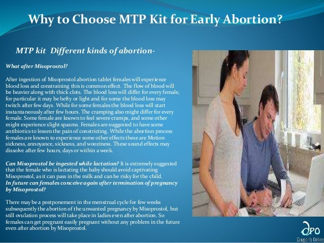 Buy mtp kit (abortion pill) online to resolve the problem