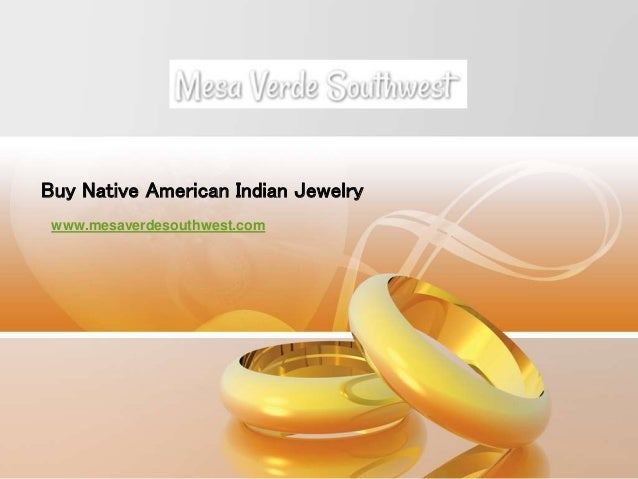 Buy Native American Indian Jewelry www.mesaverdesouthwest.com