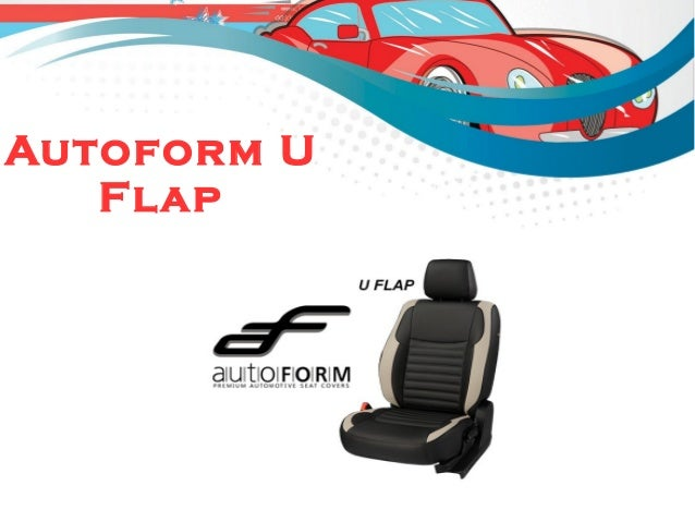 Buy Online Autoform Seat Covers In India