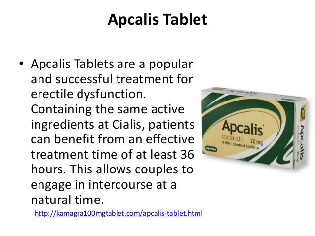 Is adcirca the same as cialis