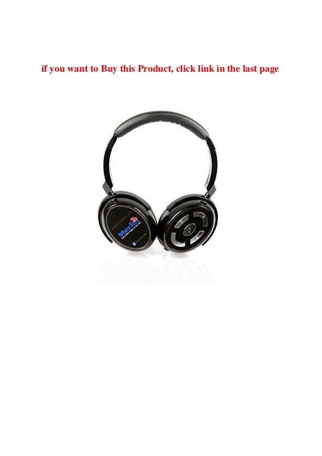 Buy Online Merlin Bluetooth Hi Fi Stereo Headset