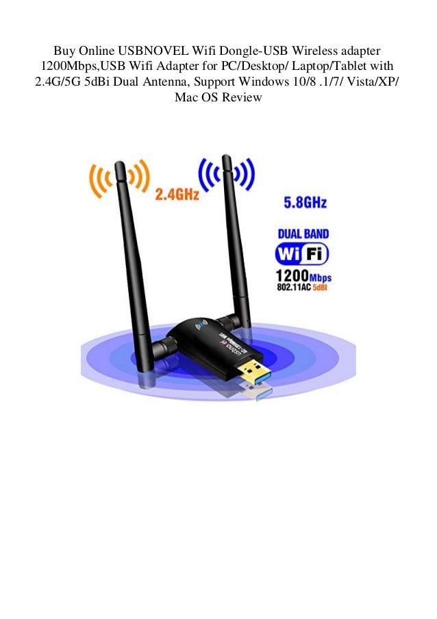 usb wifi adapter for desktop windows 10