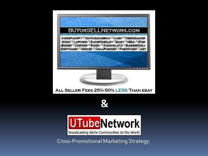 &   Cross-Promotional Marketing Strategy
