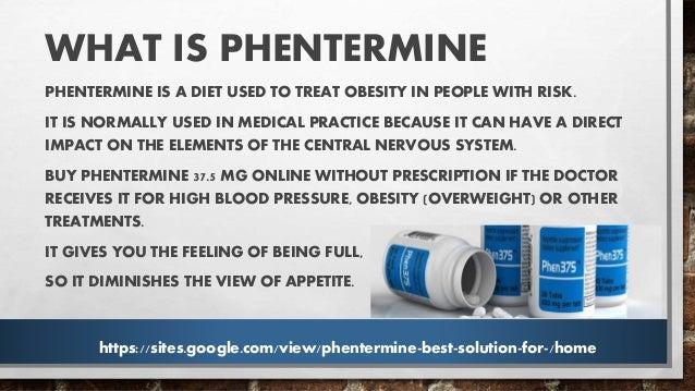 Buy Phentermine Online Without Prescription
