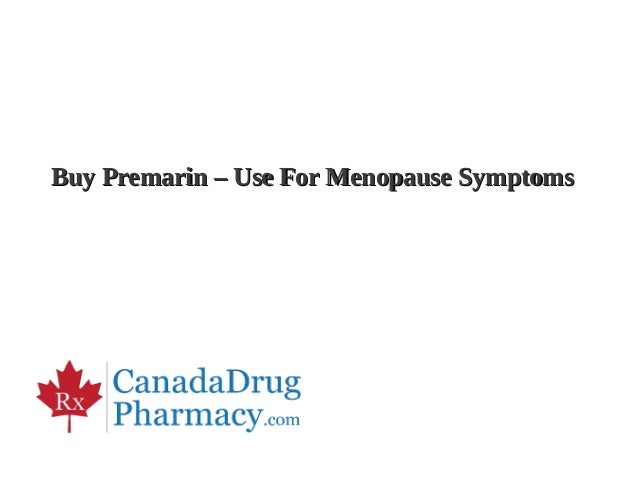 Buy Premarin Pharmacy