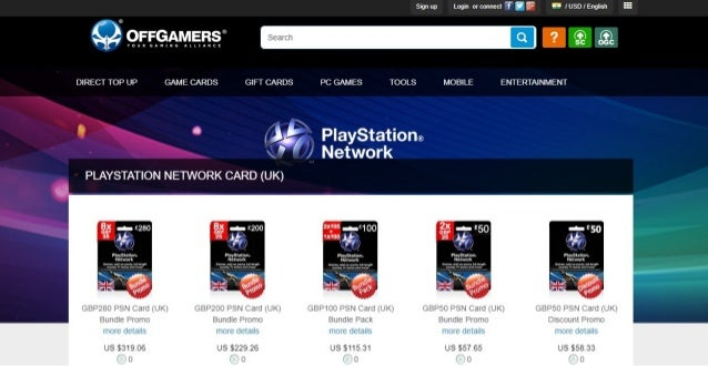 Buy psn card uk