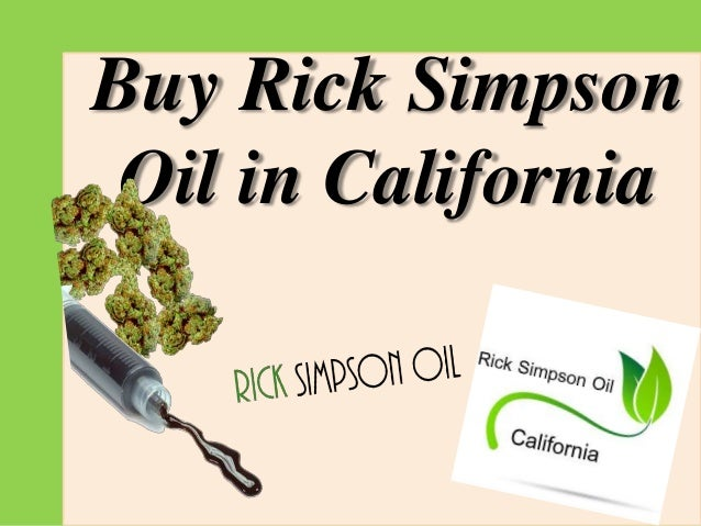 how to make rick simpson oil