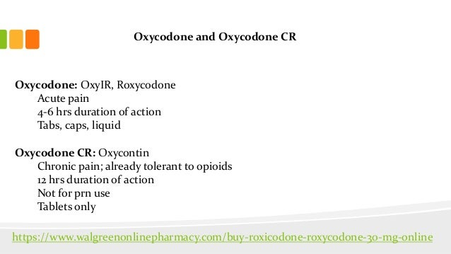 What mg oxycodone for prescribed are 30