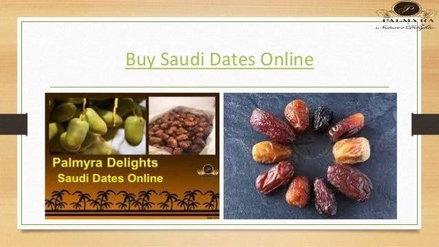 saudi dates online