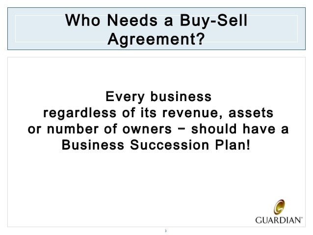 Business plan buy sell