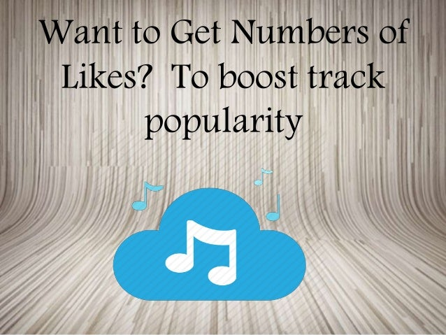 Buy SoundCloud Likes for More Visitors- Buysoundcloudlikes