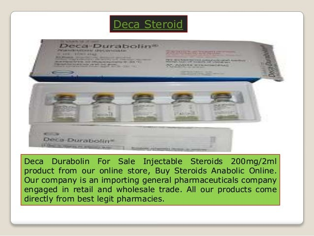Anabolic Steroids For Sale