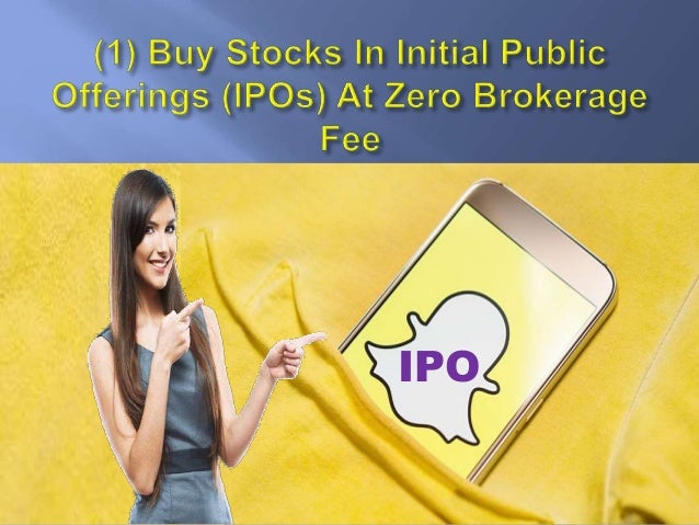 how to buy stock without paying commission