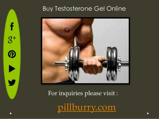 Testosterone Gel For Sale