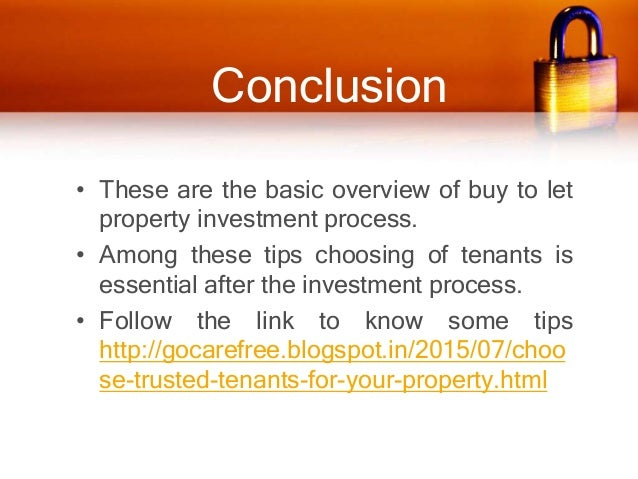• Global Property Investors are property investors in UK. • Came up with number of property investment schemes like overse...