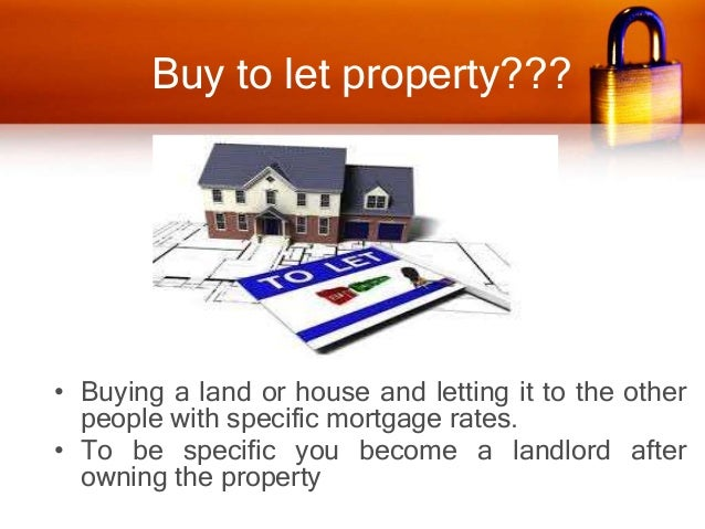 Benefits of buy to let property investments • Invested money is taken back within few months. • The loans can be settled e...
