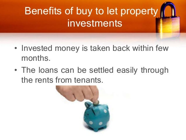 Tips for buy to let property investments