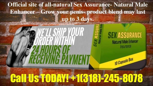 Natural sexual enhancement products