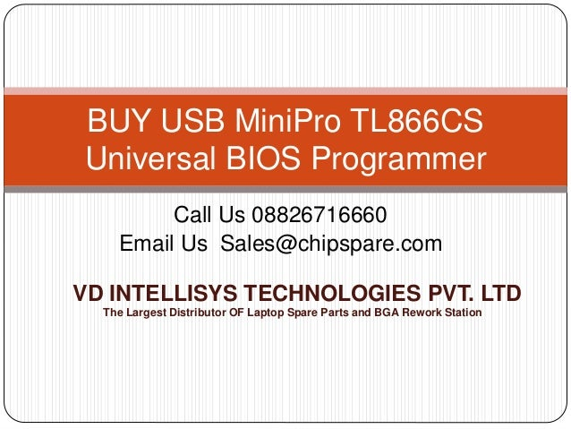 Buy USB MiniPro TL866CS Universal BIOS Programmer at Very