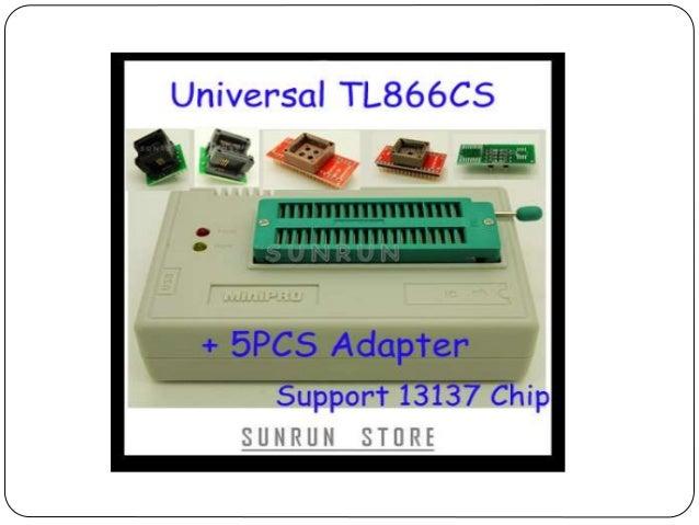 Buy USB MiniPro TL866CS Universal BIOS Programmer at Very