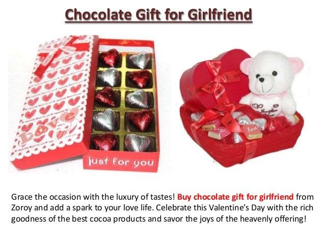 Buy Valentine Chocolate Online - Zoroy Slide 3
