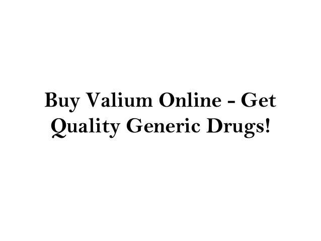 confidence medicine generic valium valium