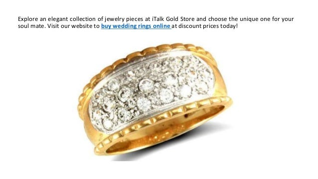 4 - Discounted Wedding Rings