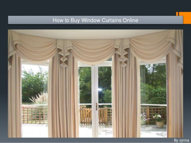 How To Buy Window Curtains Online By Zynna ...