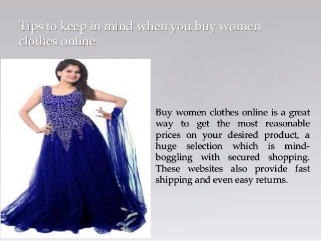 buy women clothes
