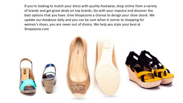 Buy women shoes online in india