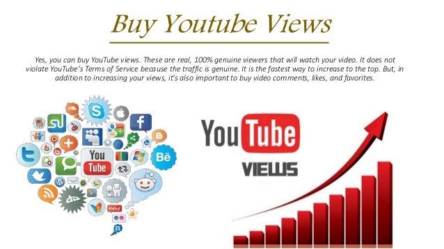 Buy Youtube Views - Getcheapviews.com