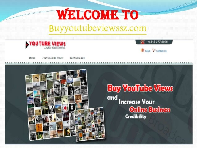 WELCOME TO Buyyoutubeviewssz.com