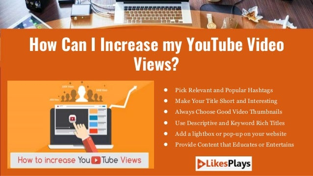 Buy YouTube Views to Grow Your YouTube Video