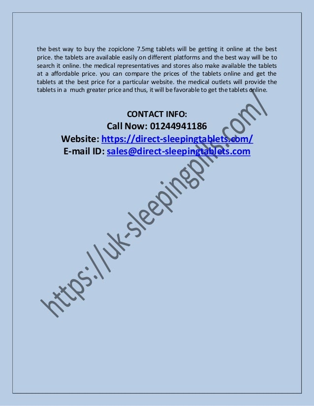 Buy zopiclone 7 5mg sleeping tablets online converted (1)