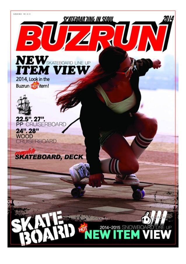 Buzrun snow skate_catalog