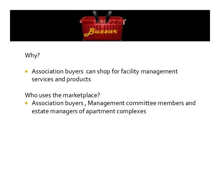 ApartmentADDA: Buzzar For Resident Welfare Associations Slide 3