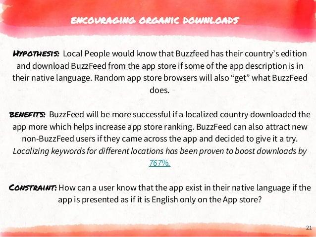 BuzzFeed international