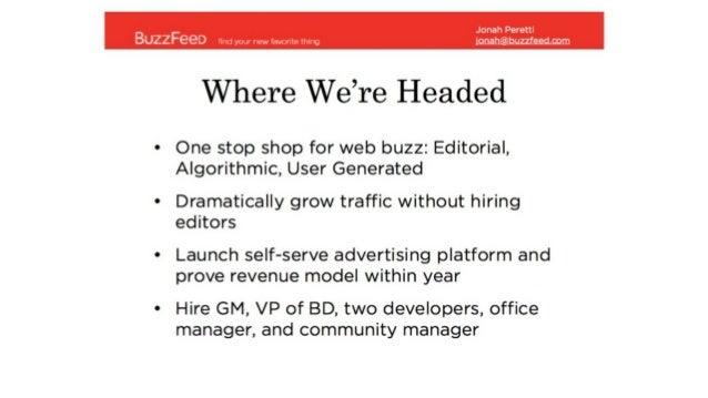 BuzzFeed Pitch Deck Slide 3