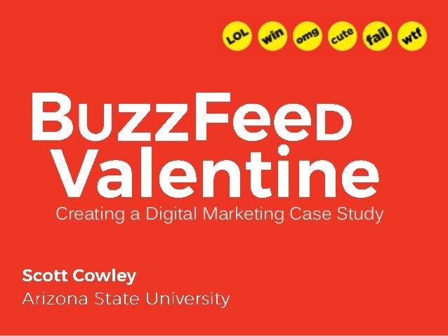 Creating a Digital Marketing Case Study