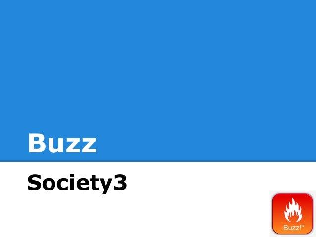Buzz Society3