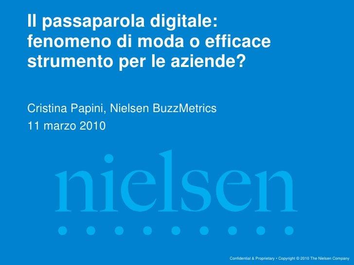 Buzz marketing fenomeno_di_moda_o_strumento_per_le_aziende