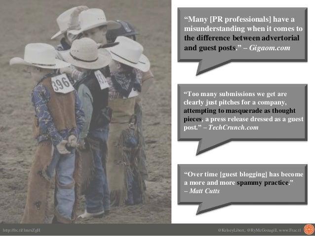"http://frc.tl/1mrxZgH @KelseyLibert, @RyMcGonagill, www.Frac.tl ""Many [PR professionals] have a misunderstanding when it c..."