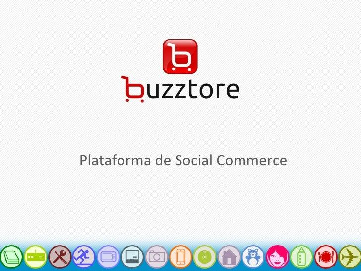 Plataforma de Social Commerce