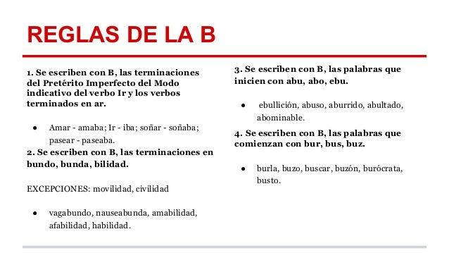 B v for La b b