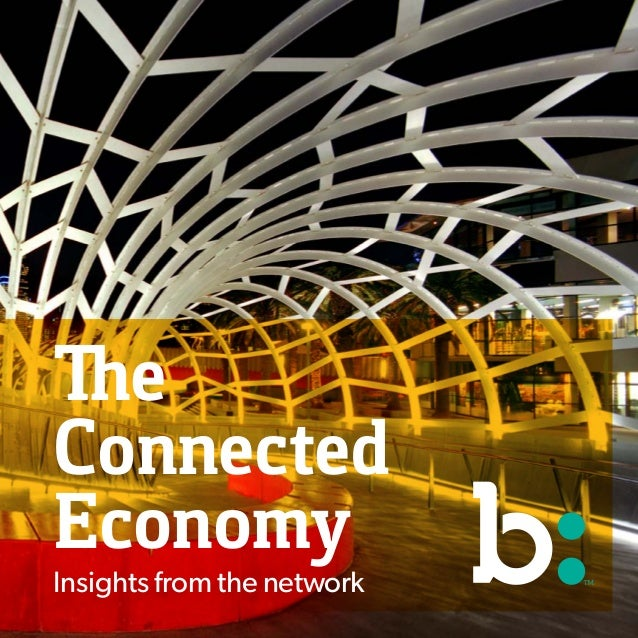 TheConnectedEconomyInsights from the network