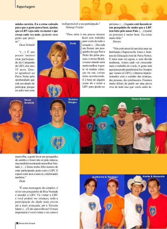 1688ef808f3b1 Revista Boa Vontade, edição 202