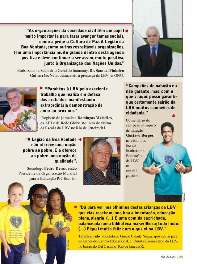 a29026862e250 Revista Boa Vontade, edição 215