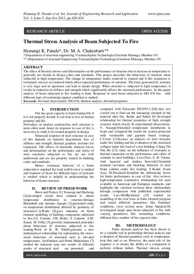 Hemangi K. Patade et al. Int. Journal of Engineering Research and Application www.ijera.com Vol. 3, Issue 5, Sep-Oct 2013,...